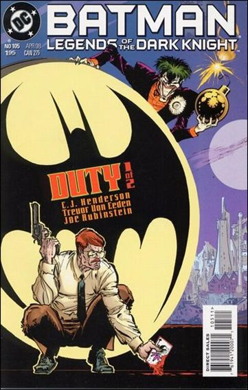 Batman: Legends of the Dark Knight 105-A by DC