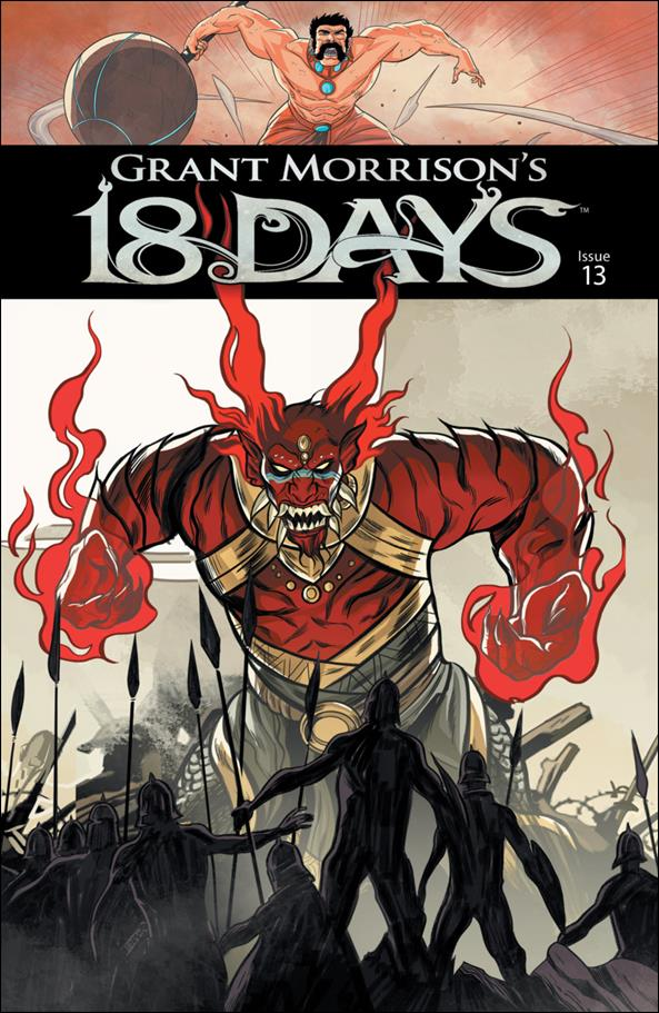 18 Days 13-A by Graphic India