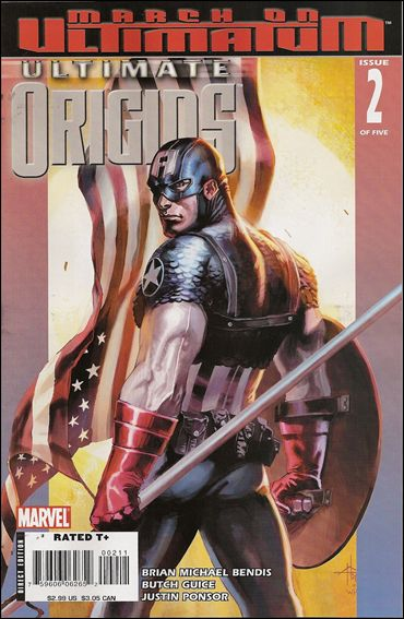 Ultimate Origins 2-A by Marvel