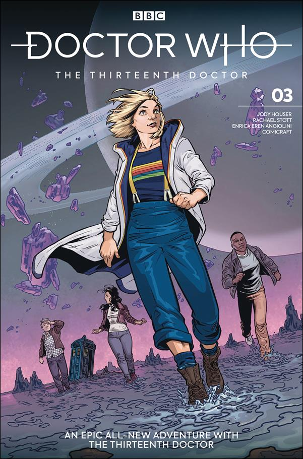 Doctor Who: The Thirteenth Doctor 3-A by Titan