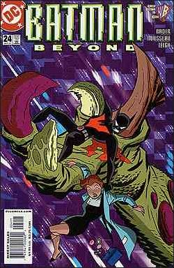 Batman Beyond (1999/11) 24-A by DC
