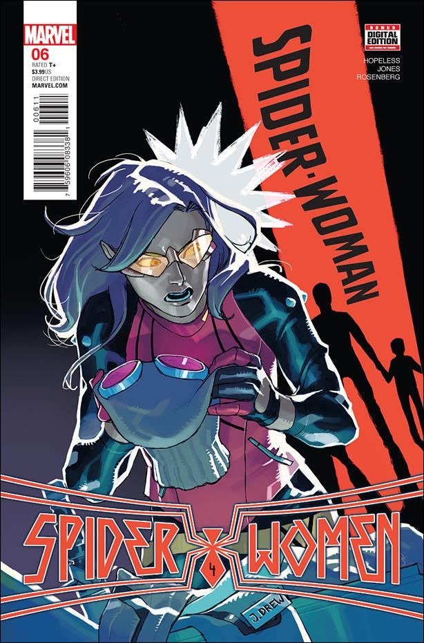 Spider-Woman (2016) 6-A