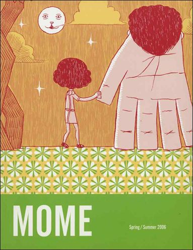 Mome 4-A by Fantagraphics
