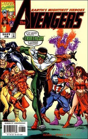Avengers (1998) 8-A