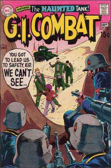 G.I. Combat (1952) 137-A by DC