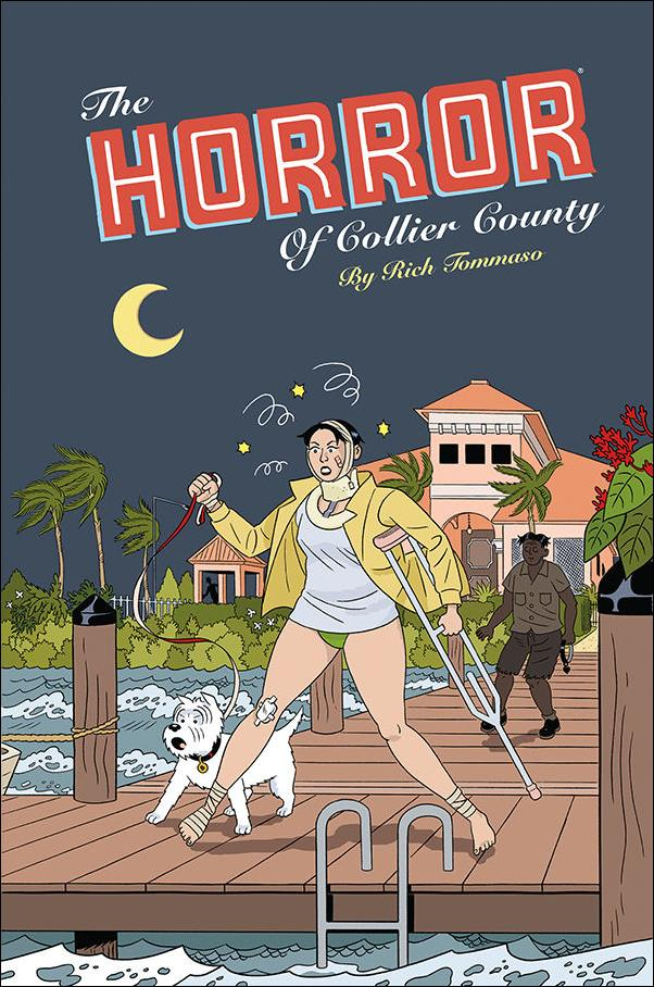 Horror of Collier County nn-A by Dark Horse
