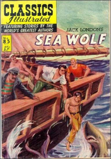Classic Comics/Classics Illustrated 85-A by Gilberton