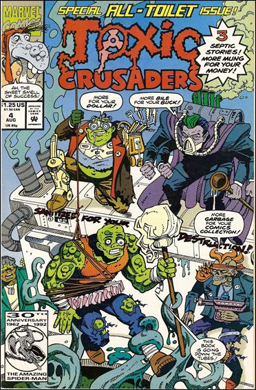 Toxic Crusaders 4-A by Marvel
