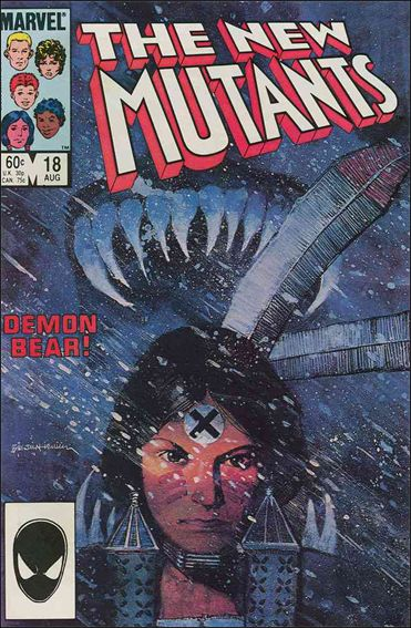 New Mutants (1983) 18-A by Marvel