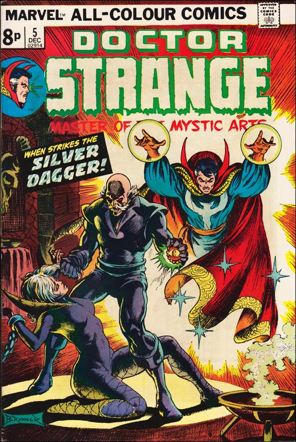 Doctor Strange (1974) 5-B by Marvel