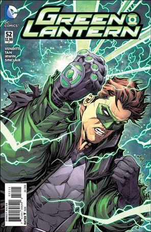 Green Lantern (2011) 52-A