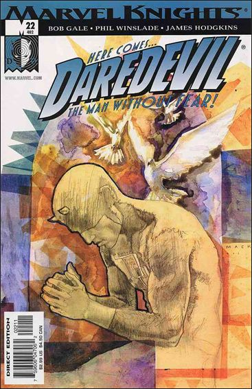 Daredevil (1998) 22-A by Marvel