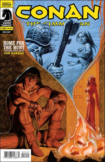 Conan the Cimmerian 14-A by Dark Horse
