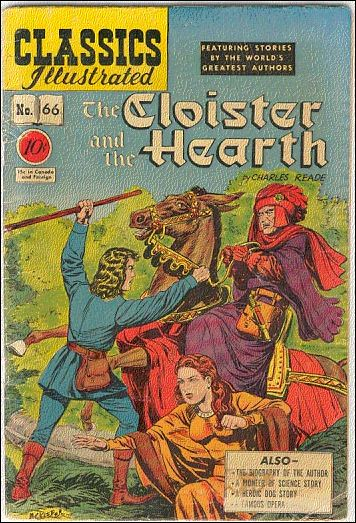 Classic Comics/Classics Illustrated 66-A by Gilberton
