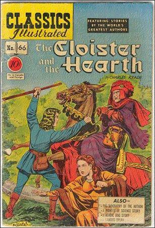 Classic Comics/Classics Illustrated 66-A