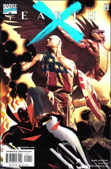 Earth X (1999) 1-A by Marvel