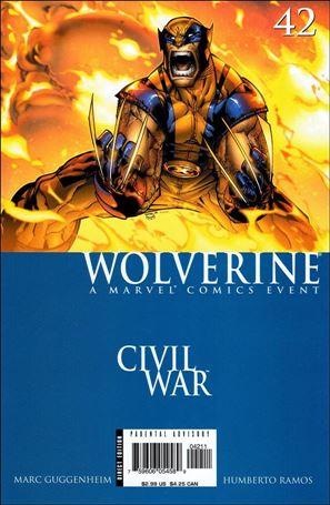Wolverine (2003)  42-A