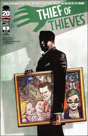 Thief of Thieves 1-E by Skybound Entertainment