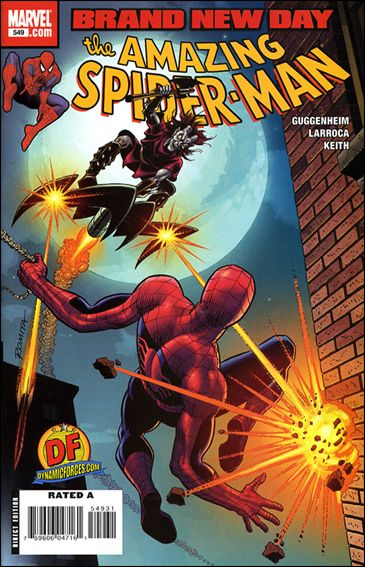 Amazing Spider-Man (1963) 549-C by Marvel