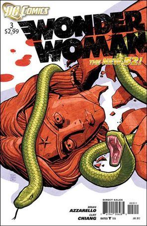 Wonder Woman (2011) 3-A