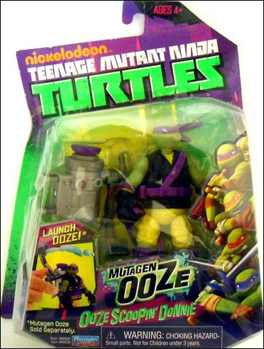 Teenage Mutant Ninja Turtles (2012) Ooze Scoopin' Donnie by Playmates