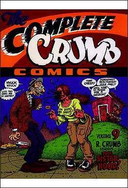 Complete Crumb Comics 9-A by Fantagraphics