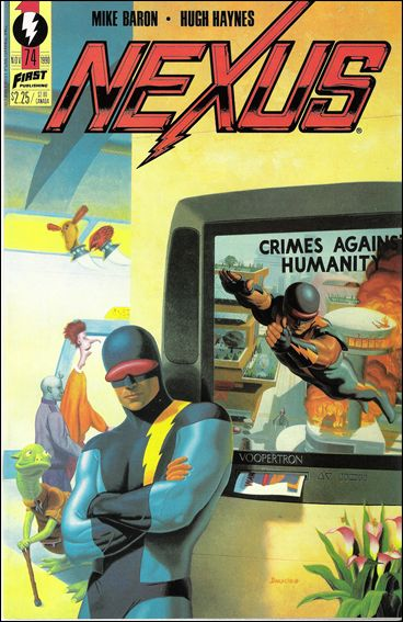 Nexus (1985) 74-A by First