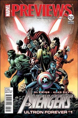 Marvel Previews (2012) 31-A