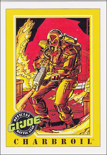 G.I. Joe (Base Set) 71-A by Impel