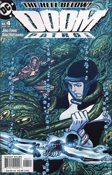Doom Patrol (2004) 4-A by DC
