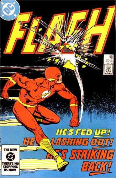 Flash (1959) 335-A by DC