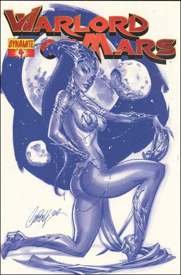 Warlord of Mars 4-H by Dynamite Entertainment