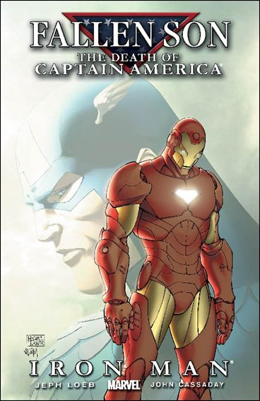 Fallen Son: The Death of Captain America 5-B by Marvel