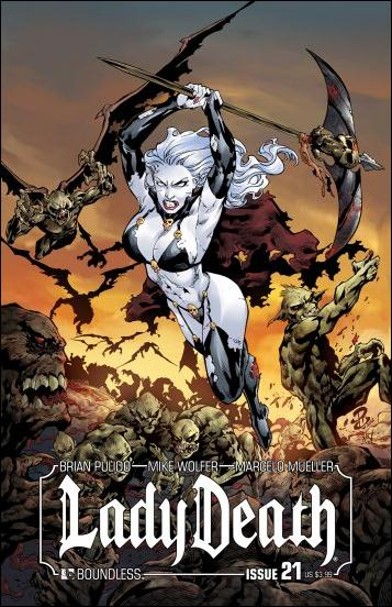 Lady Death (2010) 21-A by Boundless Comics