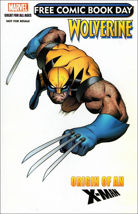 Free Comic Book Day 2009 (Wolverine: Origin of an X-Man) 1-A by Marvel