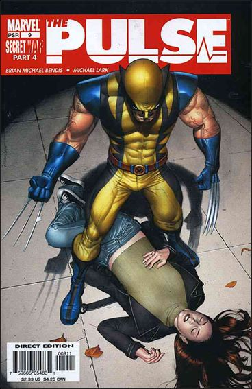 Pulse (2004) 9-A by Marvel