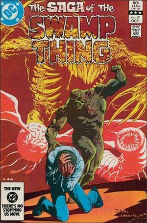 Saga of the Swamp Thing 17-A