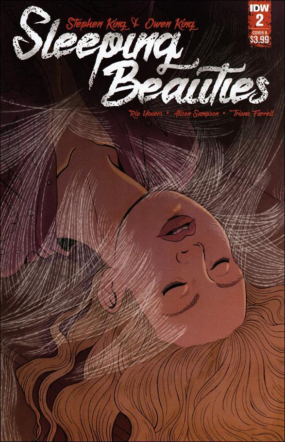Sleeping Beauties 2-B by IDW