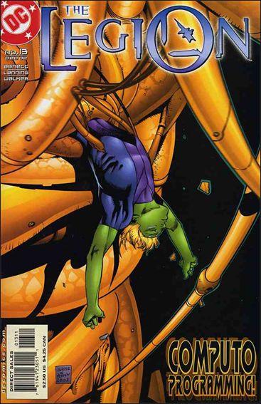 Legion (2001) 13-A by DC