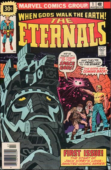 Eternals (1976) 1-B by Marvel