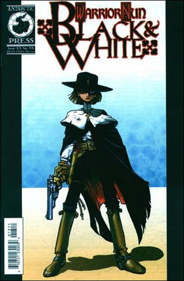Warrior Nun: Black & White 13-A by Antarctic Press