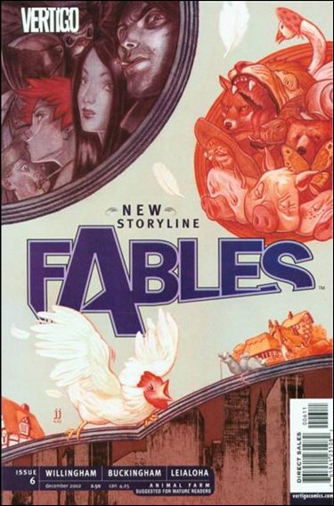 Fables 6-A by Vertigo