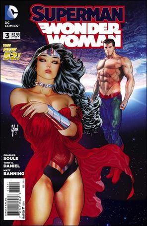 Superman/Wonder Woman 3-D