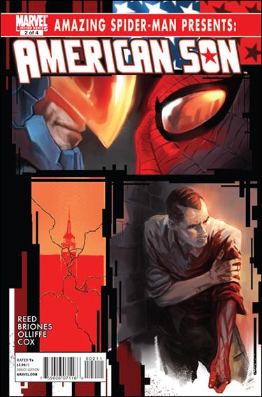 Amazing Spider-Man Presents: American Son 2-A by Marvel