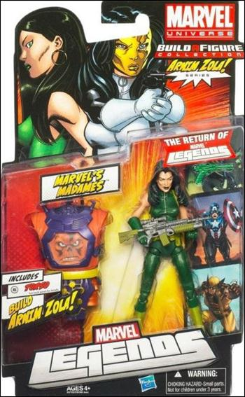 Marvel Legends (Arnim Zola Series) Madame Hydra by Hasbro