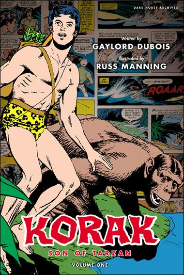 Korak, Son of Tarzan Archives 1-A by Dark Horse