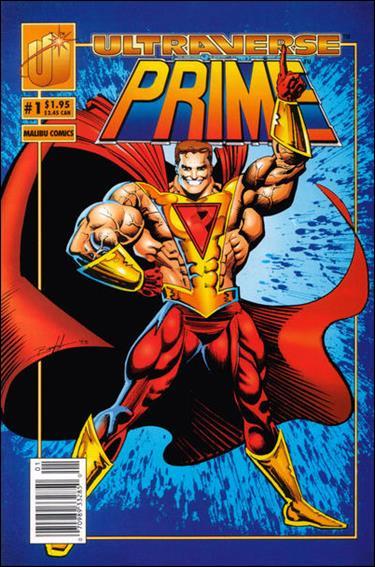 Prime (1993) 1-G by Malibu