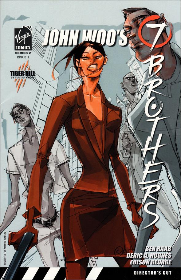 7 Brothers (2007) 1-A by Virgin Comics