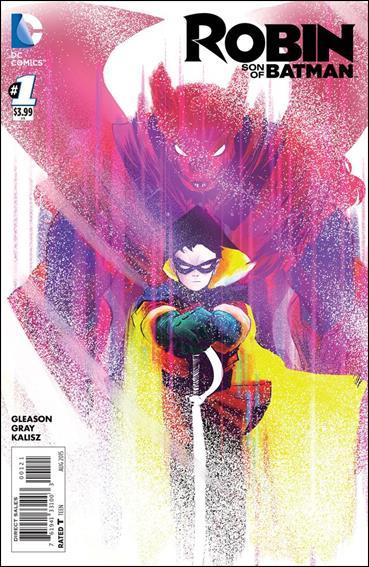 Robin: Son of Batman 1-B by DC