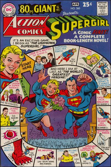 Action Comics (1938) 360-A by DC